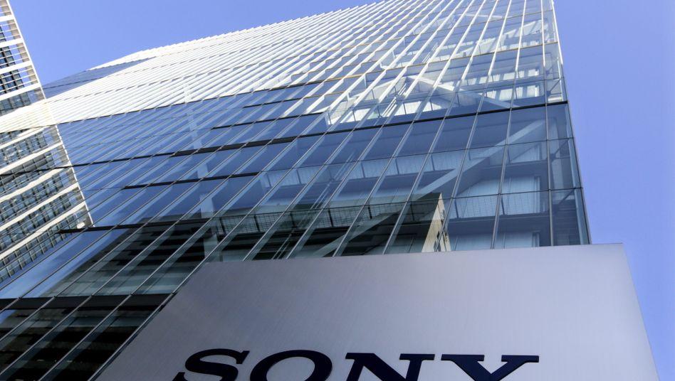 Sony war ein extremes Beispiel für einbrechendes Wachstum im Jahr 2016