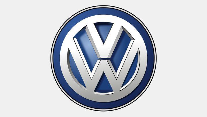 Volkswagen ändert sein Logo: Zu welchen Firmen gehören diese Farben?