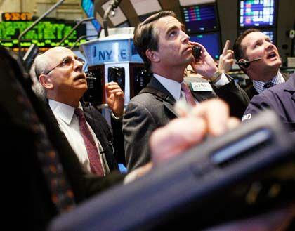 Kurserholung: An der Wall Street steigen seit drei Monaten die Kurse