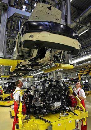Auf Rekordniveau: Porsche steigert Umsatz und Gewinnn deutlich