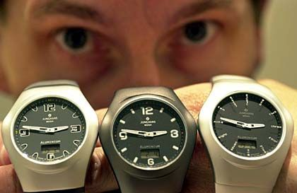 Nimmt sich viel Zeit: Bei seinen Käufen wartet Egana-Chef Seeberger ab, bis die Verkäufer den Preis senken. So erwarb er auch die Uhrenfabrik Junghans.