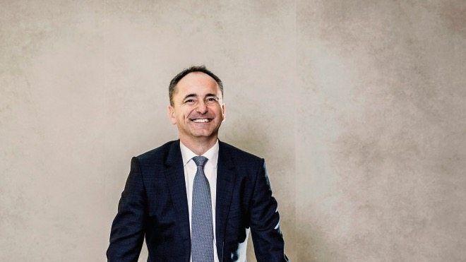 Lockerer Däne: Siemens-Chefkontrolleur Jim Hagemann Snabe.