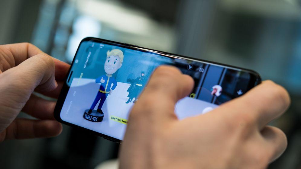 Galaxy S9: Das Samsungs-Flaggschiff im Techniktest