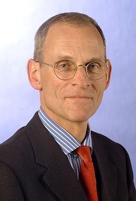 Geht vom Kaffeeröster zum Technologiekonzern: Peter Diesch