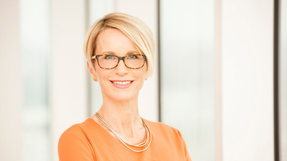 Emma Walmsley wird künftig den Pharmakonzern GlaxoSmithKline mit 100.000 Beschäftigten führen