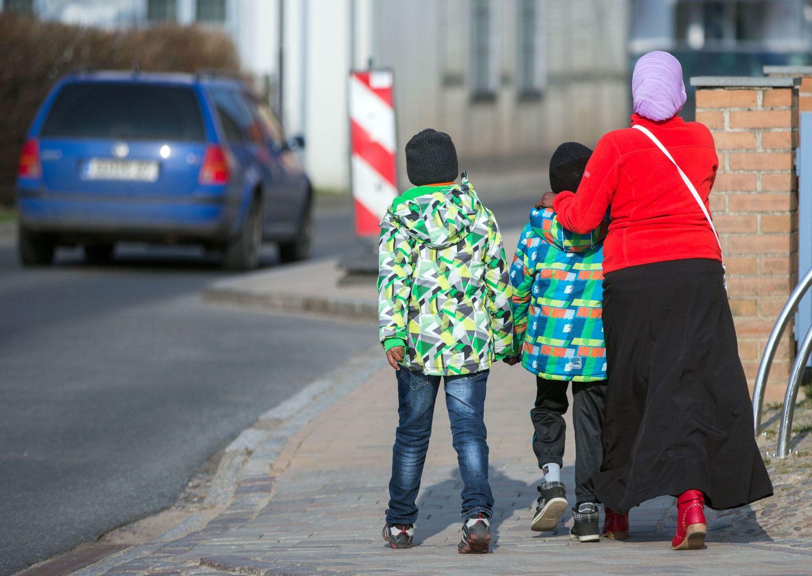 Kleinstadt engagiert sich für Asylbewerber