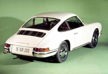 Porsche 911 2.0 Coupé von 1963