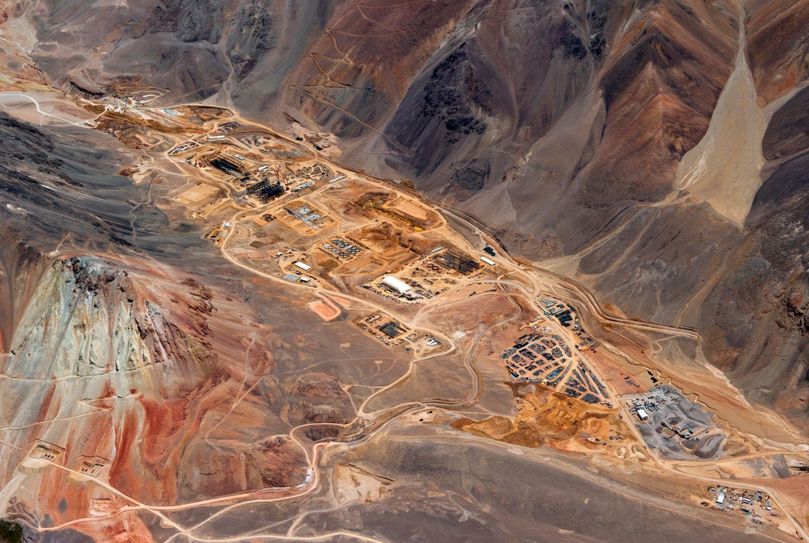 Goldmine / Pascua-Lama / Barrick Gold