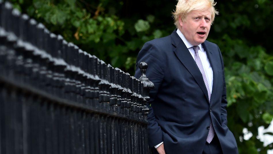 Boris Johnson: Was geht mich mein Geschwätz von gestern an?