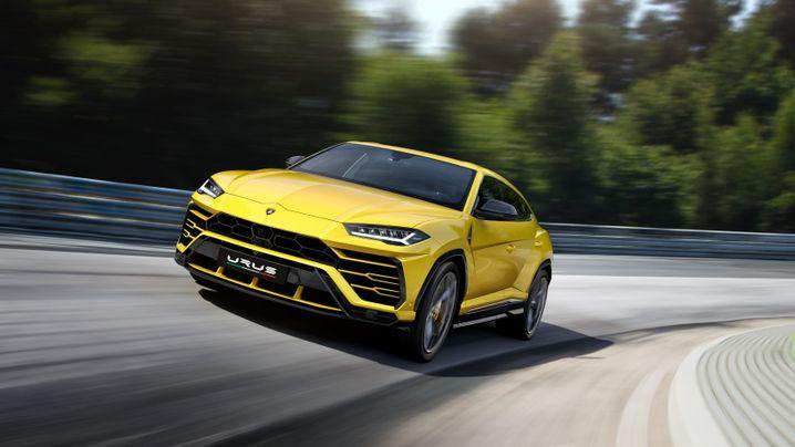Offroader: Das ist der Lamborghini Urus