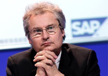 Henning Kagermann: Der Doktor der Theoretischen Phsyik ist seit 2003 die Nummer eins von SAP.
