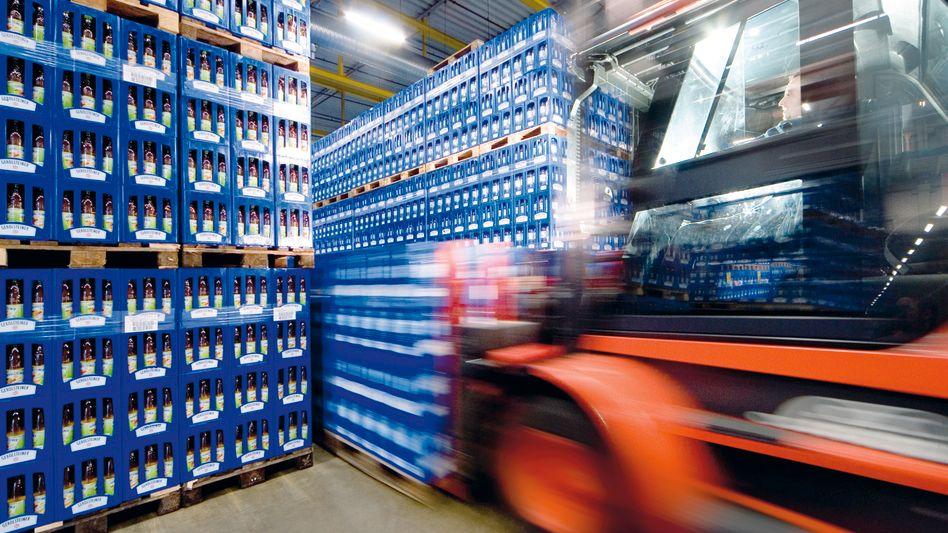 Gefragter Gabelstaplerhersteller: Die Chinesen zahlen rund 740 Millionen Euro für ein Viertel der Anteile