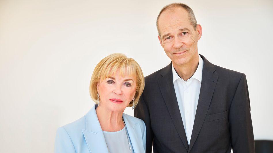 Es bleibt in der Familie: Bertelsmann-Matriarchin Liz Mohn übergibt die Führung in Kürze an ihren Sohn Christoph