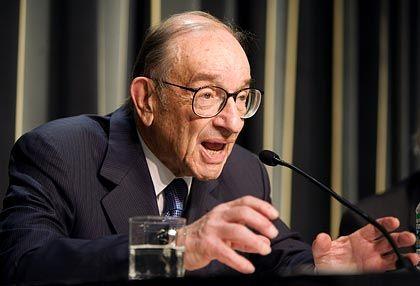"""Ex-Notenbankchef Greenspan: """"Eine Blase erkennt man erst, wenn sie platzt"""""""