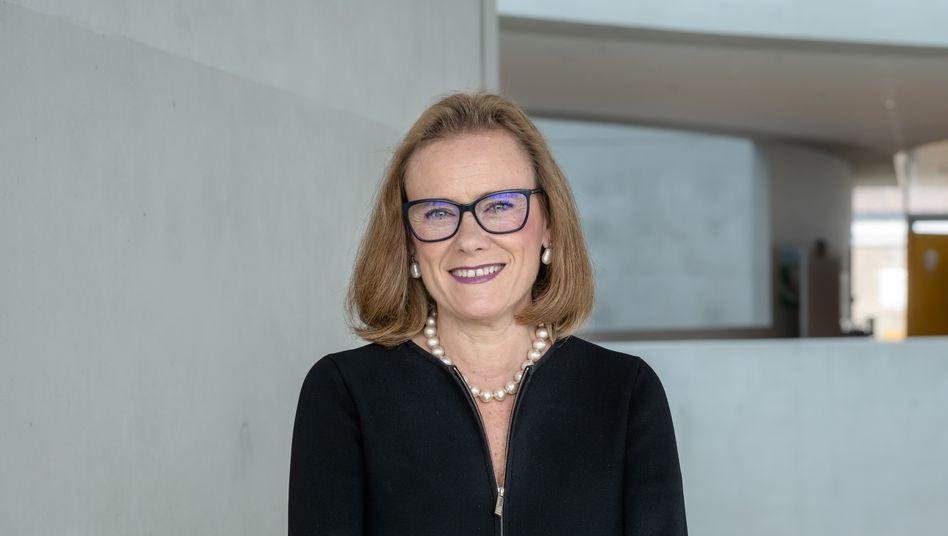 Seit 2011 bei Merck, seit dieser Woche stellvertretende CEO: Belen Garijo