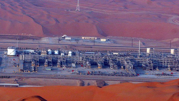Ölriese Saudi Aramco: Sieben verblüffende Zahlen zum größten Öl-Konzern der Welt