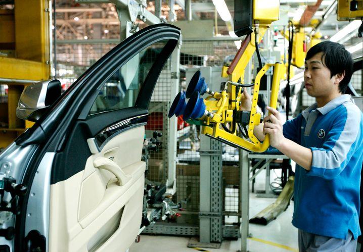 BMW Brilliance: Das deutsch-chinesische Joint Venture hat in Shenyang seine drei Fabriken geschlossen