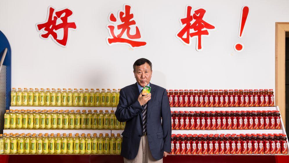 Fruchtsaft-Millionär Zhu Xinli: Ein landestypischer Kapitalist