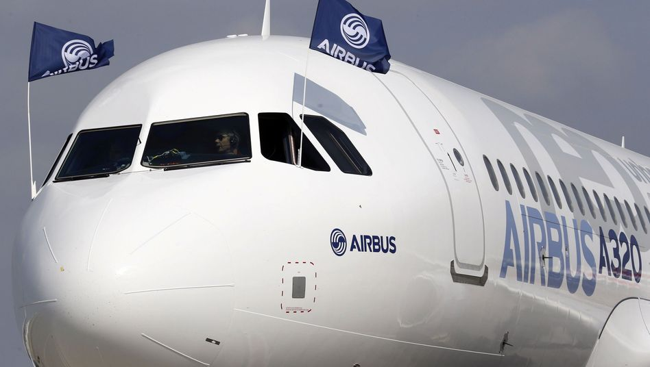 Airbus zieht mit fliegenden Fahnen an Boeing vorbei und ...