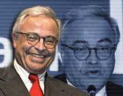 Künftiger Aufsichtsratschef Rolf-E. Breuer: Im Kammerspiel war der langjährige Vorstandssprecher brilliant - ein wohltuendes Kontrastprogramm zu Kopper.