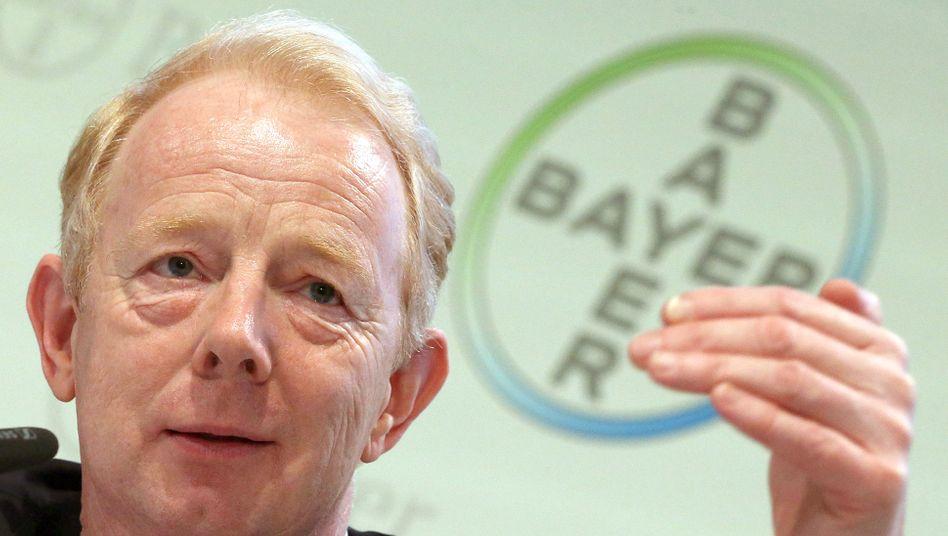 """Bayer-Chef Marijn Dekkers: """"Wie die Fachressorts aufgeteilt sind, ändert nichts daran, dass am Ende der CEO die Richtung vorgibt"""""""