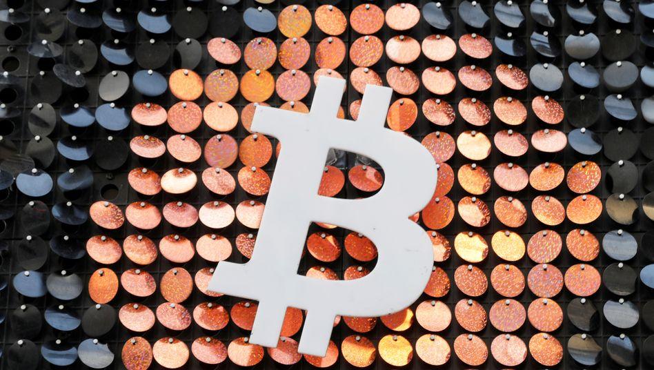 Nahe 50.000 US-Dollar: Die Kryptowährung Bitcoin kennt derzeit kein Halten
