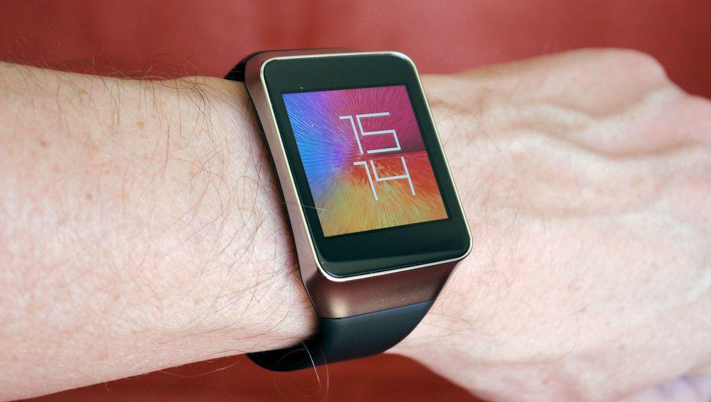 Smartwatch-Test: Samsung Gear Live ausprobiert