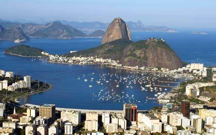 Business in Brasilien: Seit Jahren werden 10 Prozent Realzins bezahlt und 20 Prozent verlangt. Die Wirtschaft wächst.