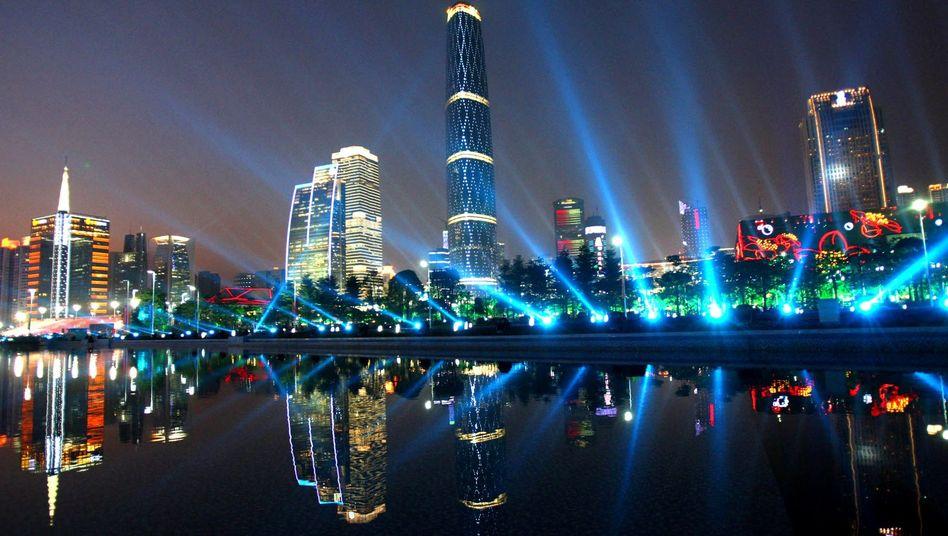 Glitzerwelt in Sorge: Zinssenkung in China