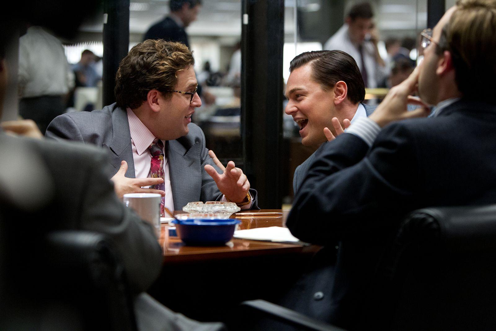 EINMALIGE VERWENDUNG Oscars/ Wolf of Wall Street