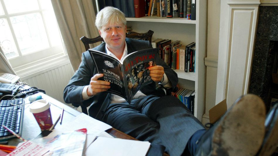 Boris Johnson: Mal so, mal so