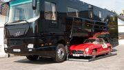 Popomat und Kingsize-Bett - ein Rundgang durch ein Luxus-Reisemobil