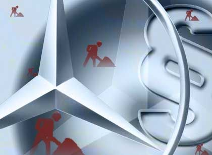 Nach Berechnungen des Betriebsrats leisten die Beschäftigten bei DaimlerChrysler jährlich 750.000 unbezahlte Überstunden.