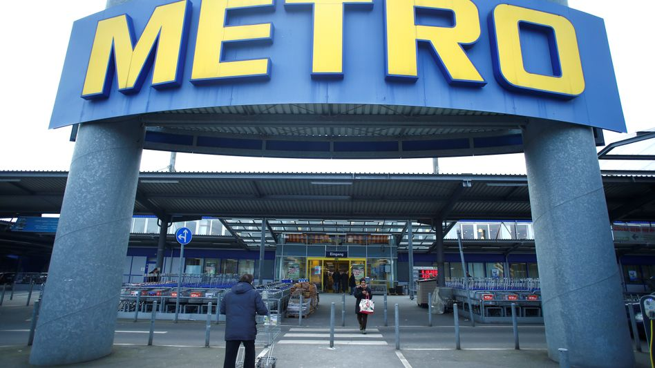 Metrogeschäft in Düsseldorf