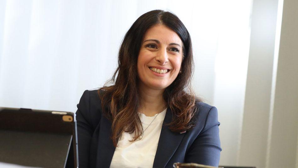 """""""Viele werden sich noch wundern"""": Zukünftige Betriebsratschefin Daniela Cavallo"""