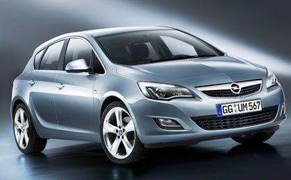 Hoffnungsträger: Opel setzt auf den frisch sanierten Astra