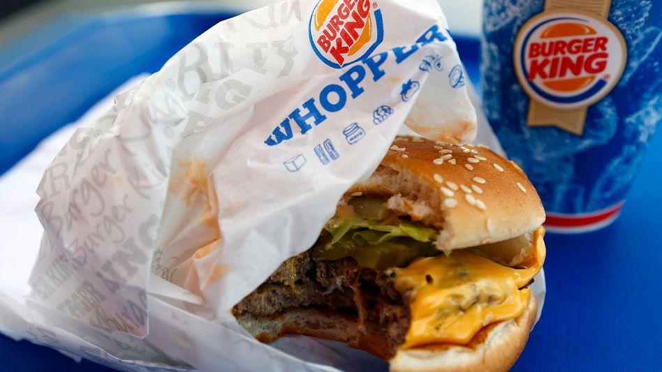 Burger King: 100 Restaurants sollen bis Jahresende liefern