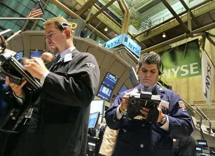 Börse in New York: Warten auf die nächste Fed-Dosis