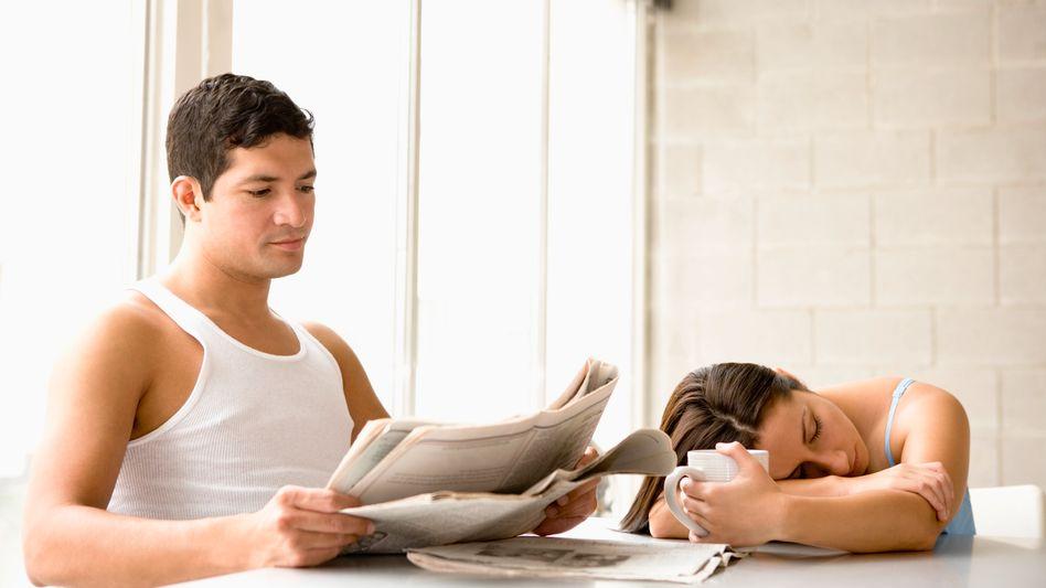Stimmungstief am frühen Morgen: Da kann nur noch der Chronobiologe helfen