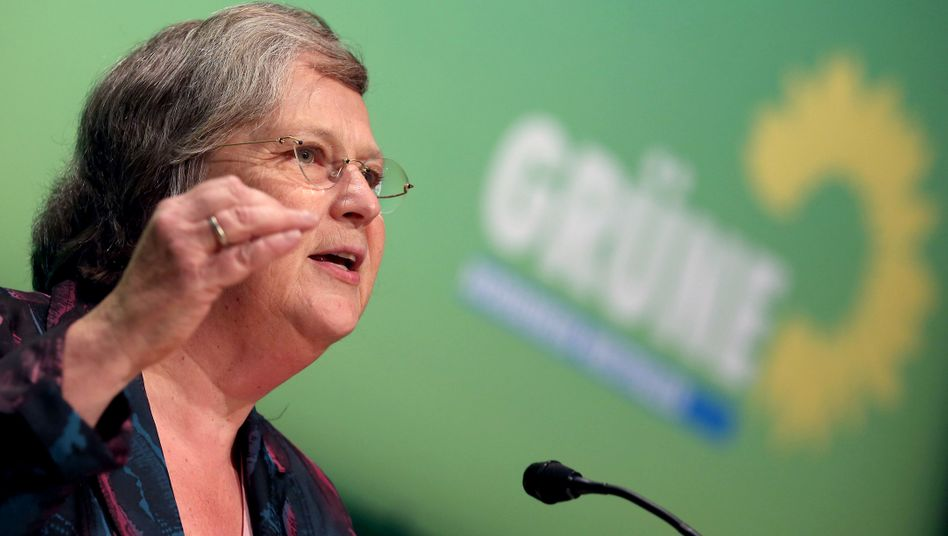 """Grünen-Vize Höhn: """"Ich mache mir Sorgen, dass ein großer Energieversorger pleite geht"""""""