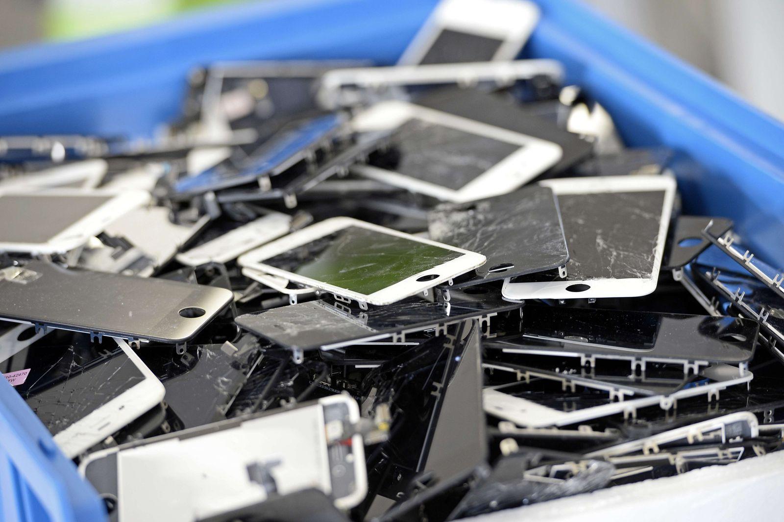 Smartphones / kaputt