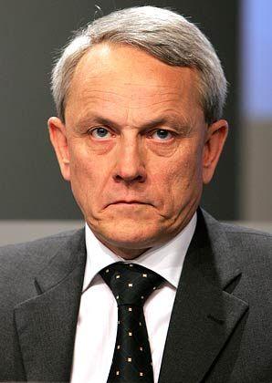Vor dem Aus: KarstadtQuelle-Personalchef Bellmann