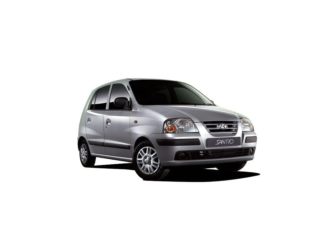 Hyundai Santro / Indien