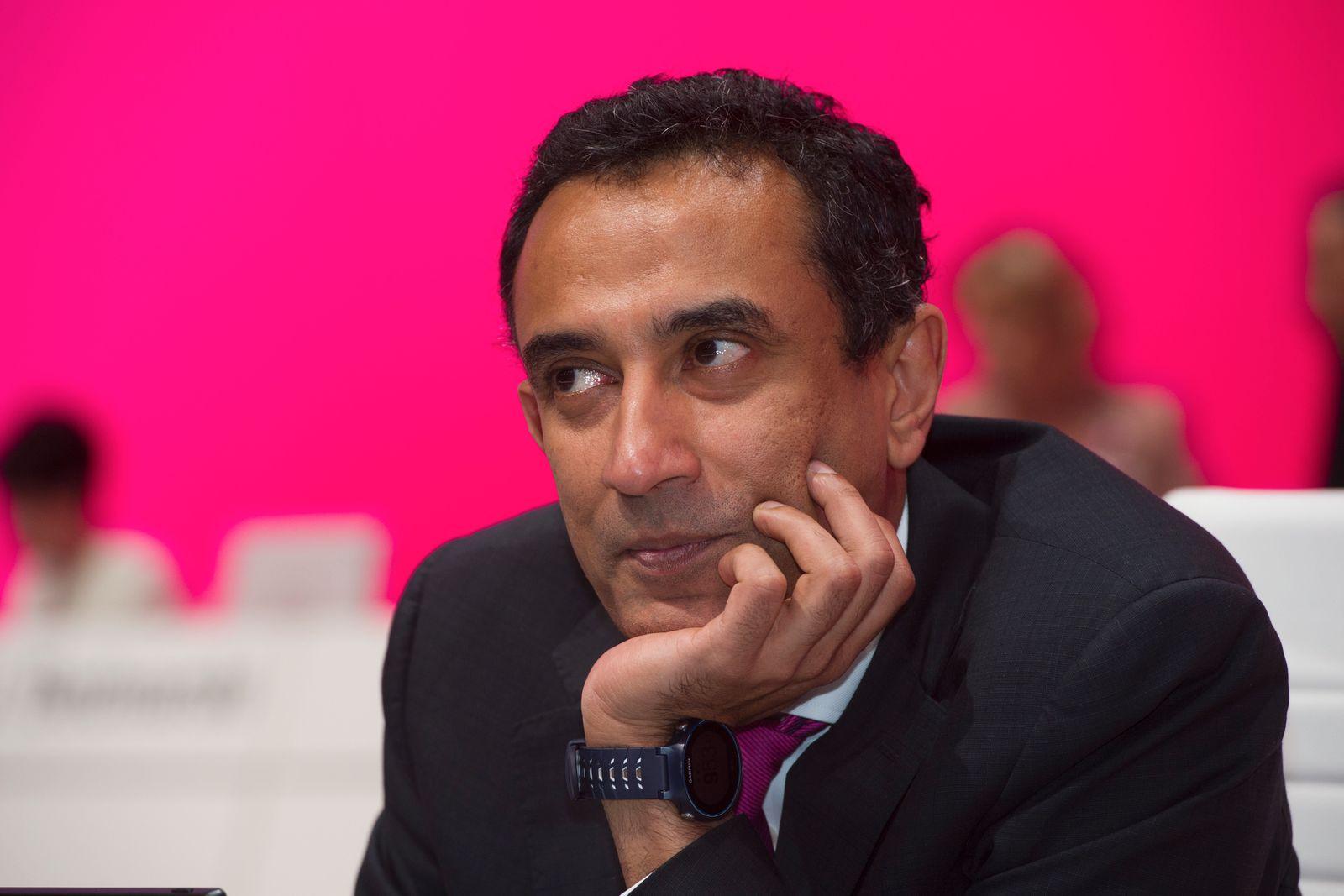 Hauptversammlung Deutsche Telekom AG