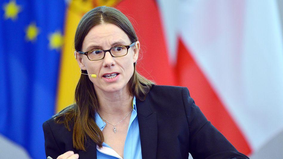 Ausgebremst: Katrin Suder wechselt doch nicht zu Volkswagen