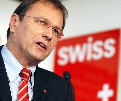Von der Vergangenheit eingeholt: Swiss-Chef Dose