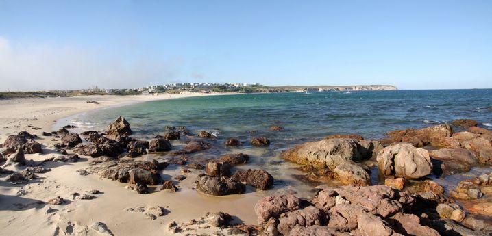 Beliebt bei Familien mit Kindern: der Praia do Martinhal am Südwestzipfel der Algarve.