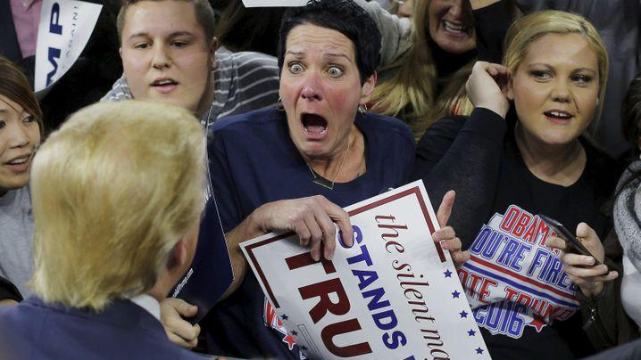US-Wahlkampf 2016: Die besten Bilder