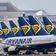 Ryanair-Passagierzahl schrumpft wieder schneller