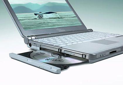 Rank und schlank: Fujitsu Siemens Lifebook P7010, ab 2299 Euro